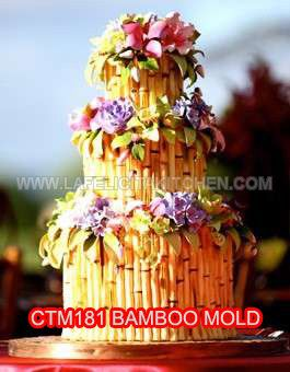 CTM181 BAMBOO STYLE WAFER BORDER