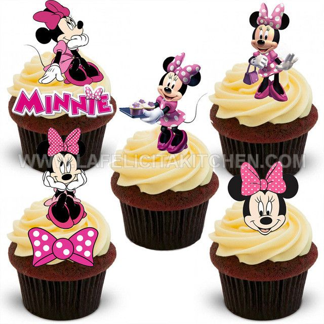 FI MINNIE DISNEY PAPER EDIBLE MIX