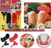 BN318 SAUSAGE MOULD MICKEY MOUSE 2 PCS 3003