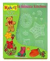 MK39007 MAKINS PUSH MOLD - CHRISTMAS DECOR