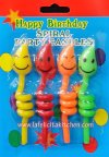 TK581 LILIN SPIRAL SMILEY WB4