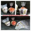 WR013 TRANSFORMER CUPCAKE WRAPPER SET 10PC