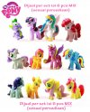 TK640 HQ MIX LITTLE PONY KECIL ISI 6 PC
