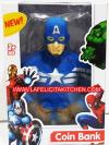 TK693 CAPTAIN AMERICA COIN BANK