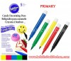 FI469 PRIMARY - WILTON CANDY DECOR PENS SET