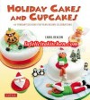 BK071 HOLIDAY CAKES AND CUPCAKES - CAROL DEACON