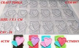 CTM097 DOUBLE HEART LOVE LINE