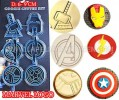 CK MARVEL LOGO SET
