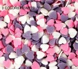 FI HEARTS 3COLOR SPRINKLE 30G