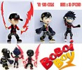 TK BOBOIBOY BOY BLACK 3PCS/SET