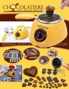 KT CHOCOLATIERE Chocolate Melter FONDU Maker -SALE