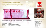 FI KIS WHITE COMPOUND 250 GR