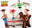 TK TOY STORY W/ HORSE ROPE FRIENDS