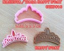 CTMP#16 TIARA HAPPY'BDAY