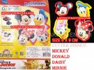 CK MICKEY & FRIENDS ISI 4 PCS / SET