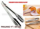 BT PENJEPIT ROTI / BREAD CLAMP 11""
