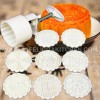 BT MOONCAKE D 6CM  W/ 8 PCS RING/SET