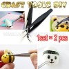 BN PINSET TWEEZER BENTO / CAKE DIY 2PCS/SET