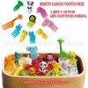 BN ANIMAL FOOD PICK 10 PCS/SET