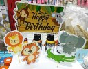 TK TUSUK ANIMAL SAFARI HAPPY BIRTHDAY