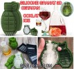 CCS GRANAT 3D SILICONE CHOCOLATE ICE
