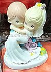 CL0 WEDDING PICKABACK SWEET 14CM