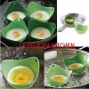 KT254 SILICONE EGG POACHER 2 PCS SET