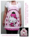 KT265 CELEMEK H KITTY QUEEN STRAWBERRY
